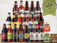 4 for €10 on Selected Irish Craft Beers