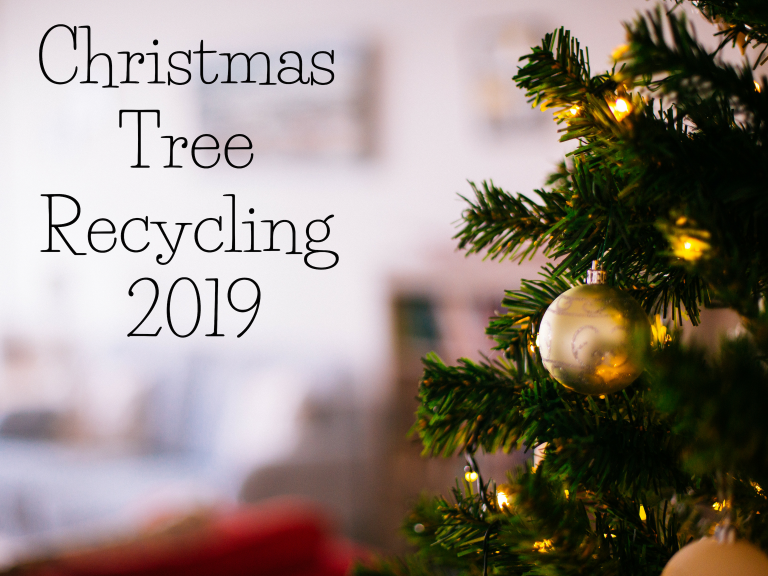 Dun Laoghaire Rathdown County Council - Christmas Tree Recycling Recycling Centres Free Of Charge