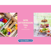 Fancy Winning Afternoon Tea for Two?