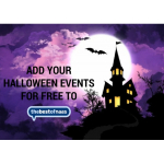 Add your Halloween events to our website for FREE!