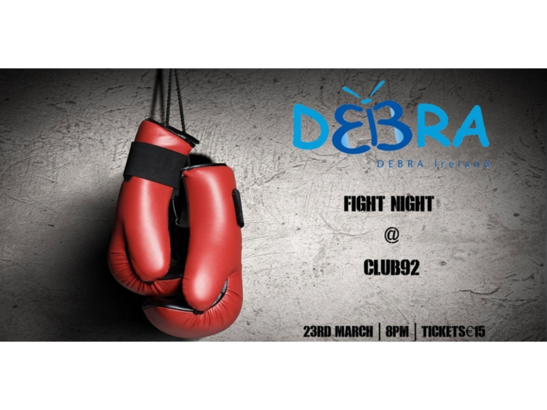 Debra Fight Night