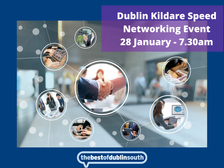 Dublin- Kildare Chambers Speed Networking Event