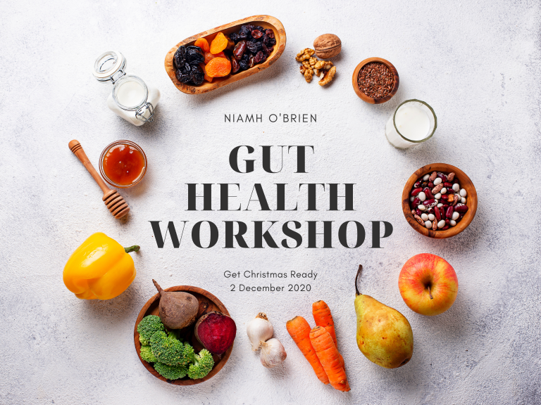 Looking after your Gut Health this Christmas
