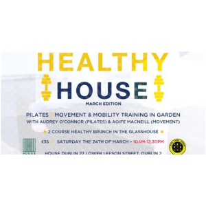 Pilates, Movement & Mobility at House Dublin