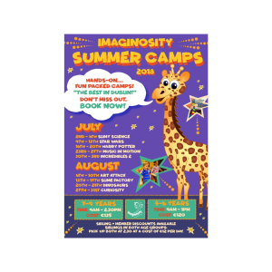 Imaginosity Summer Camps