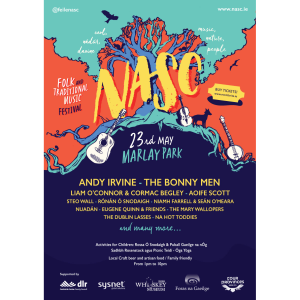 NASC - Folk and Traditional Music Festival in Marlay Park