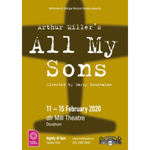 All My Sons Rathmines & Rathgar Musical Society