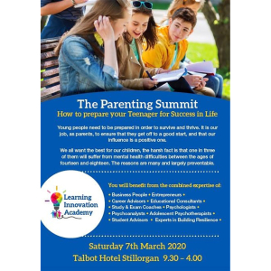 The Parenting Summit - The Learning Academy