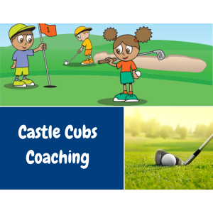 Castle Cubs August Kids Coaching
