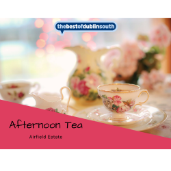 Afternoon Tea - Airfield Estate