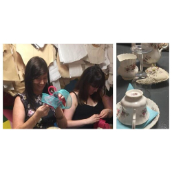 Millinery Class with Afternoon Tea Treats