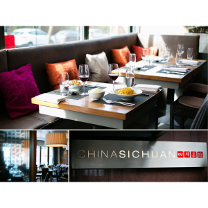 China Sichuan Restaurant Sandyford