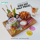 Kids Eat Half Price in Jamie's Italian Dundrum