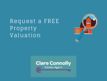 Free Property Valuation at Clare Connolly Estate Agents