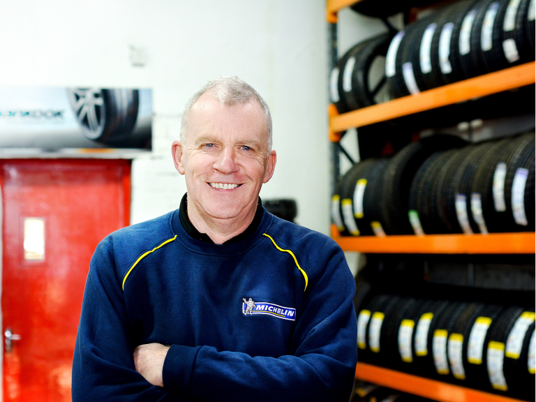 Free Pre-NCT Tyre Check