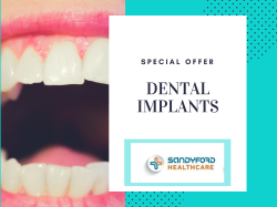 Dental Implant Special Offer - Only €690