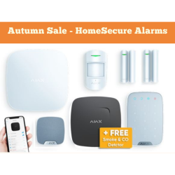 Autumn Sale from HomeSecure Monitored Alarms